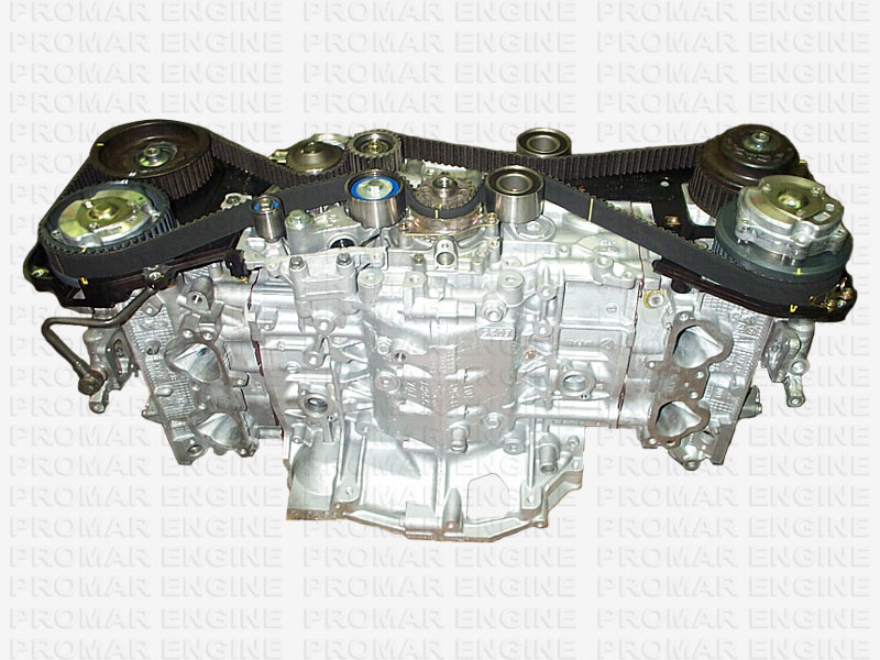 High Output Engines