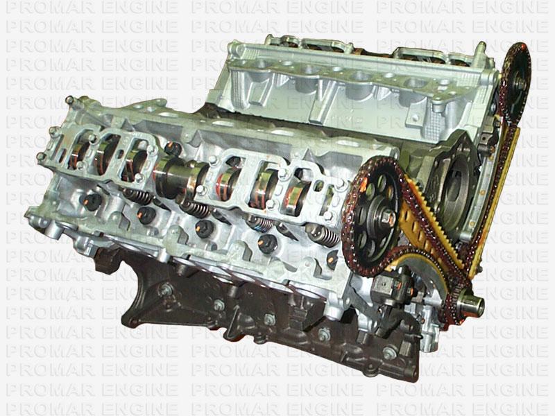 Street/Strip Stroker Engines