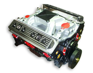 High Performance Engines - Crate Engines - Stroker Engines